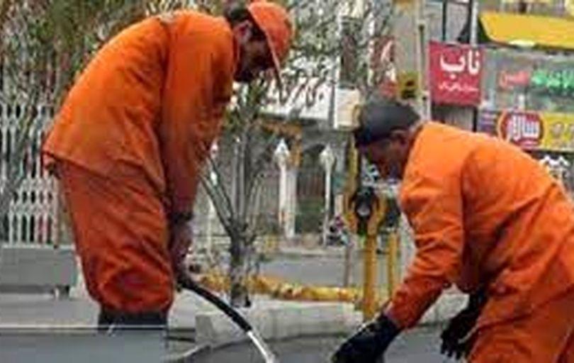 مزد و عیدی کارگران شهرداری سده پرداخت نشده است