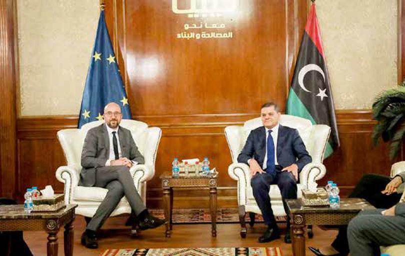 ترافیک دیپلماتیک در طرابلس
