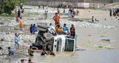 شمار جانباختگان سیل در افغانستان به ۱۷۵ نفر رسید