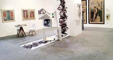 استراتژیهای حاضر و غایب در هنر معاصر ایران