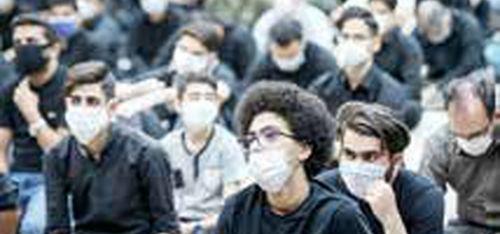همه رکوردهای کرونایی در تهران شکست