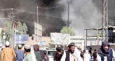 تنهایی افغانستان در میانة دهشتآفرینی طالبان