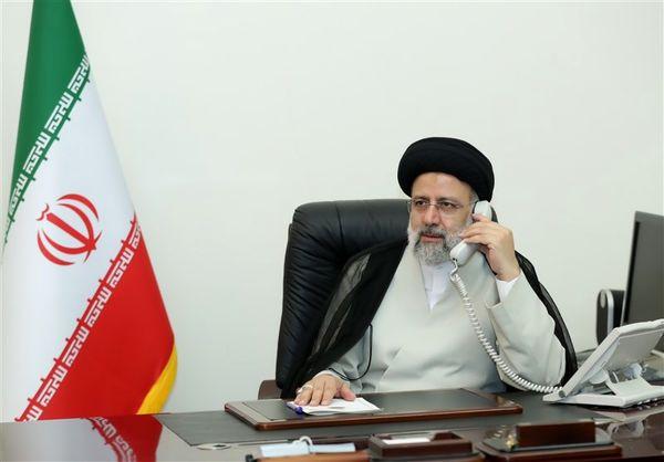 ایران از توسعه روابط با فرانسه استقبال میکند