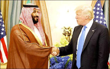 رسوایی رژیم سعودی عامل دوگانگی در آمریکا