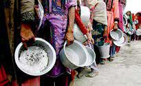 فائو: ۴۱ میلیون انسان با خطر قحطی و گرسنگی روبرو هستند