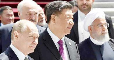 «ماشه» و دست بسته دوستان شرقی