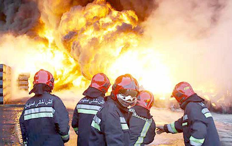 آتشنشانان، قربانیان نبود نظارت بر ایمنی