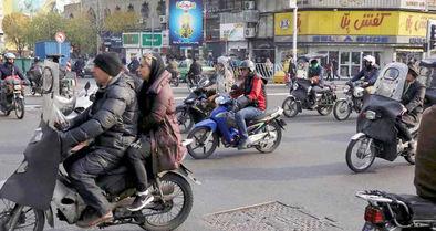 ستوه مردم از قانونگریزی و هنجارشکنی موتورسواران