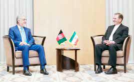 ایران از دولت منتخب مردم افغانستان حمایت خواهد کرد