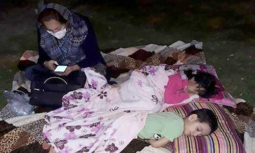 استان تهران در شوک زلزله