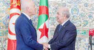 رئیس جمهوری تونس: کشور در مسیر درستی قرار دارد
