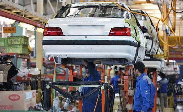 خودروسازان سال گذشته صد هزار میلیارد تومان رانت توزیع کردند