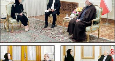 رویکرد  ایران کاهش تنش و عدم هرگونه درگیری است