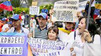 مادورو از گفتگو و گوایدو از دیکتاتوری دولت گفتند