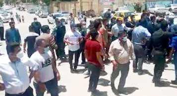 بازداشت 100 نفر در پی اعتراض به نتیجه انتخابات