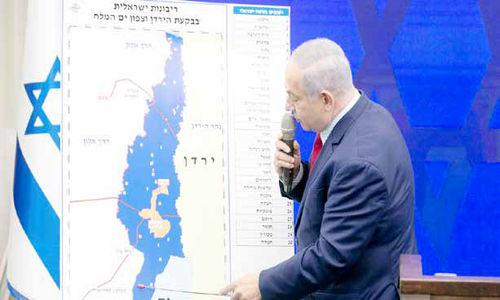نتانیاهو و سناریوی الحاق