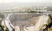 تبدیل گود برج میلاد به «پلازا»