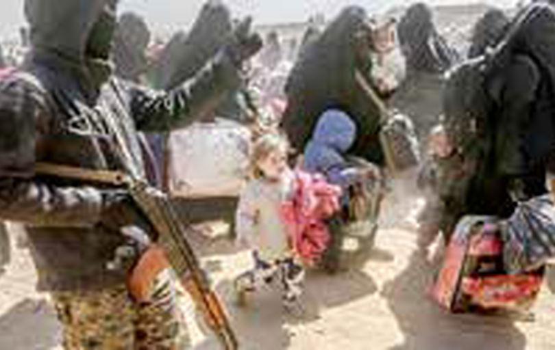 کردهای سوریه صدها داعشی و خانوادههایشان را آزاد کردند
