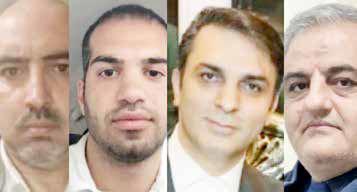 ادعای تلاش 4 ایرانی برای ربودن «مسیح علینژاد»