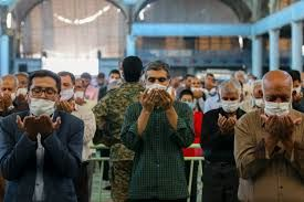 اقامه نماز جمعه پس از یک سال در اصفهان