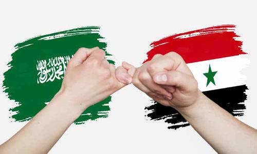 بازگشت ریاض به زمین دمشق