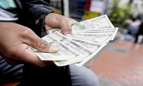 وضعیت معکوس در   بازار    ارز