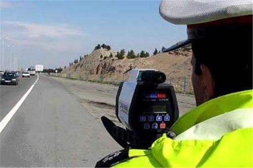 احضار رانندگان با سرعت ۵۰کیلومتربیش از حدمجاز