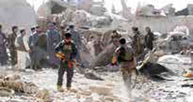 انفجارهای کابل ۱۰۰ کشته و زخمی به جا گذاشت