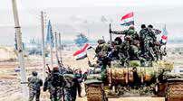 استقرار ارتش سوریه در جنوب ادلب برای آغاز عملیات نظامی