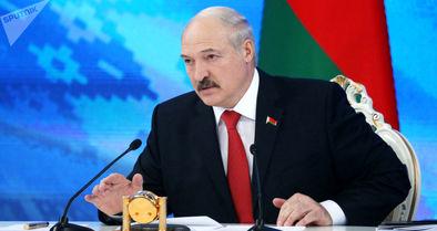 پیشنهاد لوکاشنکو برای ادغام بلاروس و روسیه در همه زمینهها