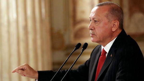 سفر اردوغان به قبرسشمالی در بحبوحه تنش با اروپا