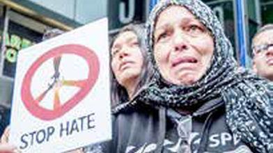 افزایش جرایم علیه مسلمانان در آمریکا