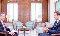 بشار اسد: آیا البغدادی واقعاً کشته شده است؟