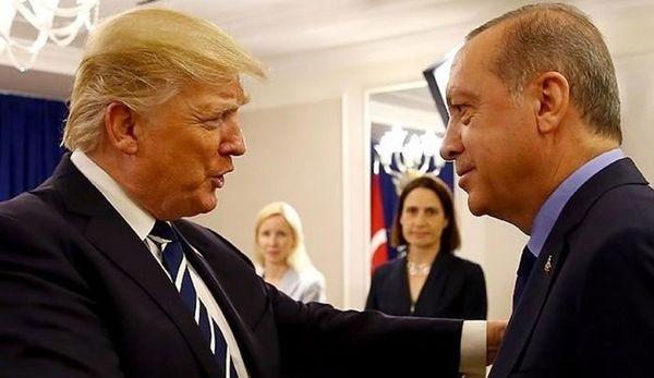 پیشنهاد معامله ۱۰۰ میلیارد دلاری به اردوغان