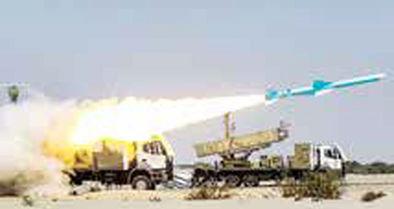 «شلیک موفق»یک موشک کروز در رزمایش «ذوالفقار ۹۹»