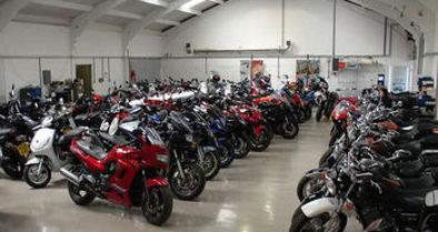 سالانه حدود ۲۰۰ موتورسیکلت برگه معاینه فنی میگیرند