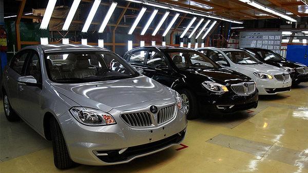 شمارش معکوس برای همکاری خودروسازان ایرانی با چینیها
