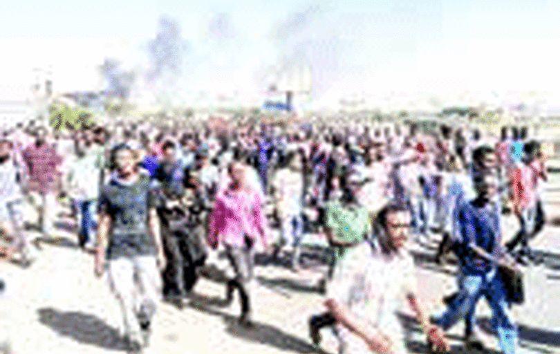 افزایش تنشها در سودان