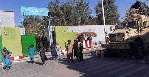 طالبان به مرزهای ایران نزدیکتر شد