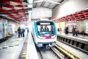 بلندترین خط مترو خاورمیانه در تهران