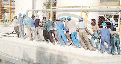 فعالیت یک میلیون کارگر خارج از قانون کار