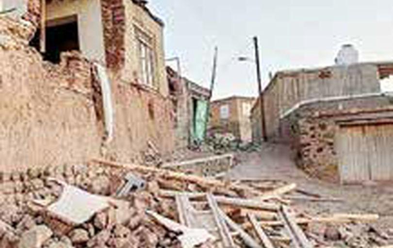 زلزلهزدگان هزینه اسکان موقت یا اتاقک را دریافت کردهاند