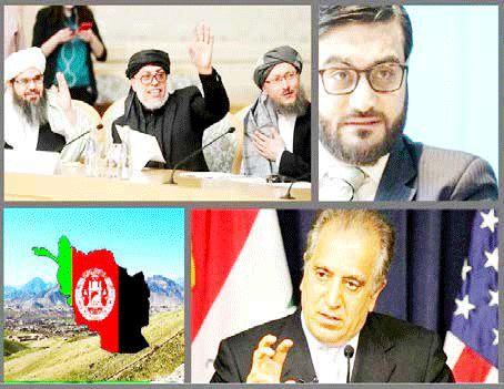 پنهانکاری آمریکا در مذاکرات صلح با طالبان