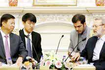 تدوین برنامه 25 ساله ایران برای ارتباط با چین